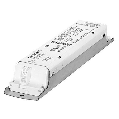 Runs 1x 10-13W Double Turn Compact Fluorescent Lamp or 1x 5-11W Single Turn Compact Fluorescent Lamp Runs 1x 16W 2D Compact Fluorescent Lamp Tridonic PC 1x5-16 High Frequency Basic Square Electronic Non-Dimmable Ballast